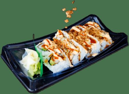 image of sushi